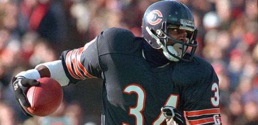 NFL-1987-Chicago-Bears-Walter-Payton