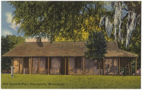 old-spanish-fort-museum-postcard